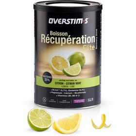 OVERSTIM.s Elite Drink Post Allenamento 420g, lemon lime